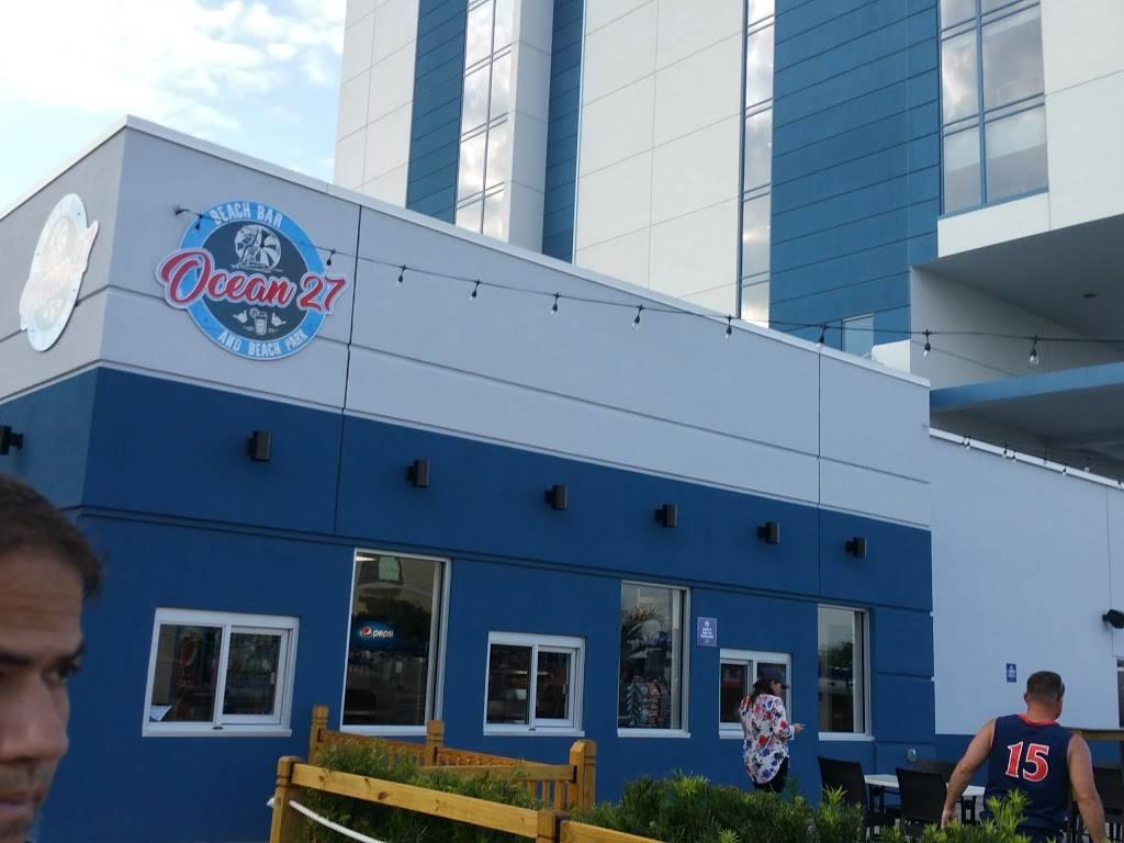 Ocean 27 - restaurant  | Photo 1 of 10 | Address: 2705 Atlantic Ave, Virginia Beach, VA 23451, USA | Phone: (757) 837-4967