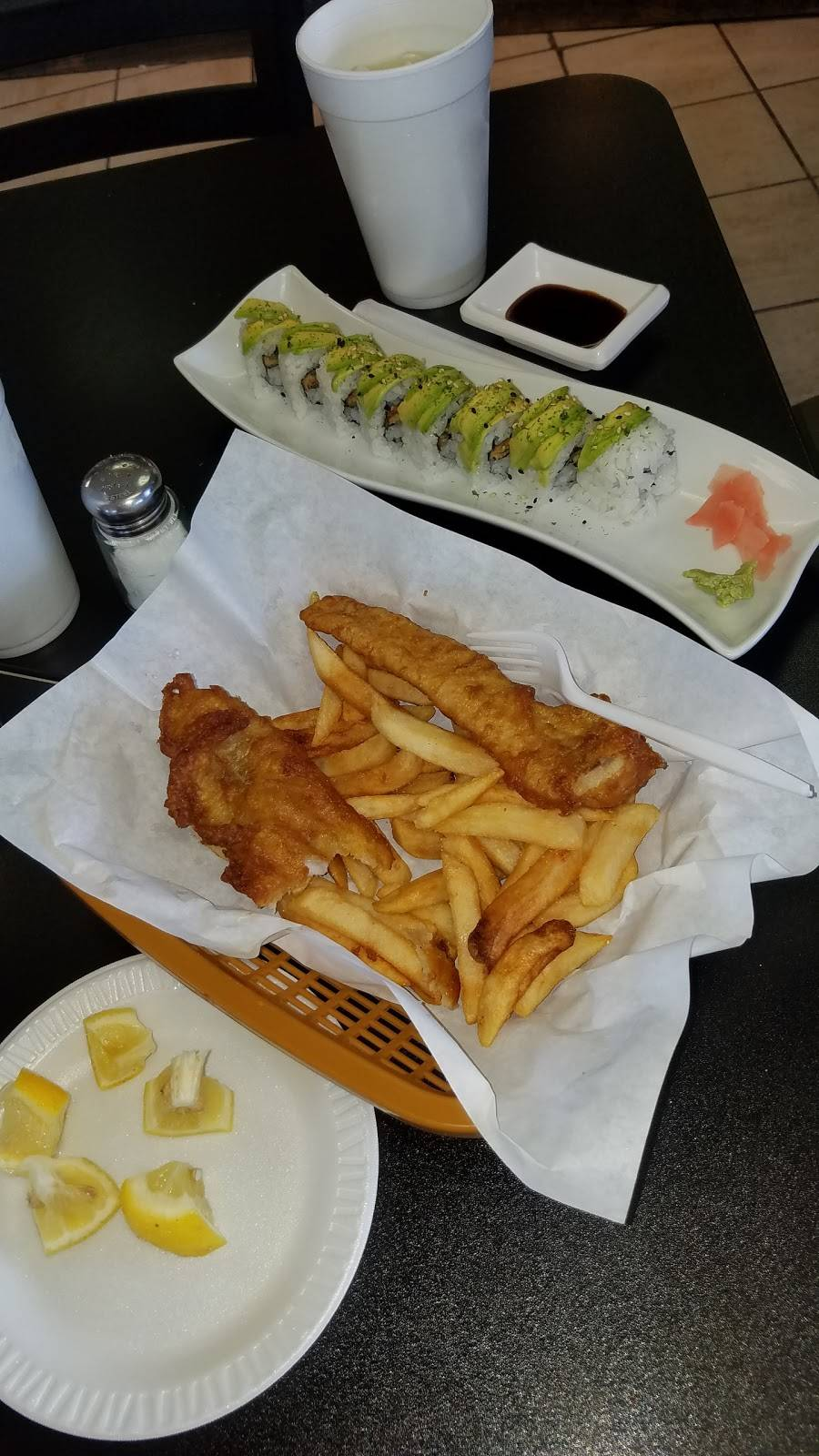 Tugboat Fish and Chips 22 - restaurant  | Photo 9 of 9 | Address: 5501 Dyer St C, El Paso, TX 79904, USA | Phone: (915) 566-2878
