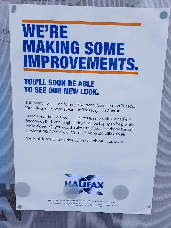 Halifax - bank  | Photo 4 of 5 | Address: 180, 182 Kensington High St, Kensington, London W8 7RR, UK | Phone: 020 7441 7630