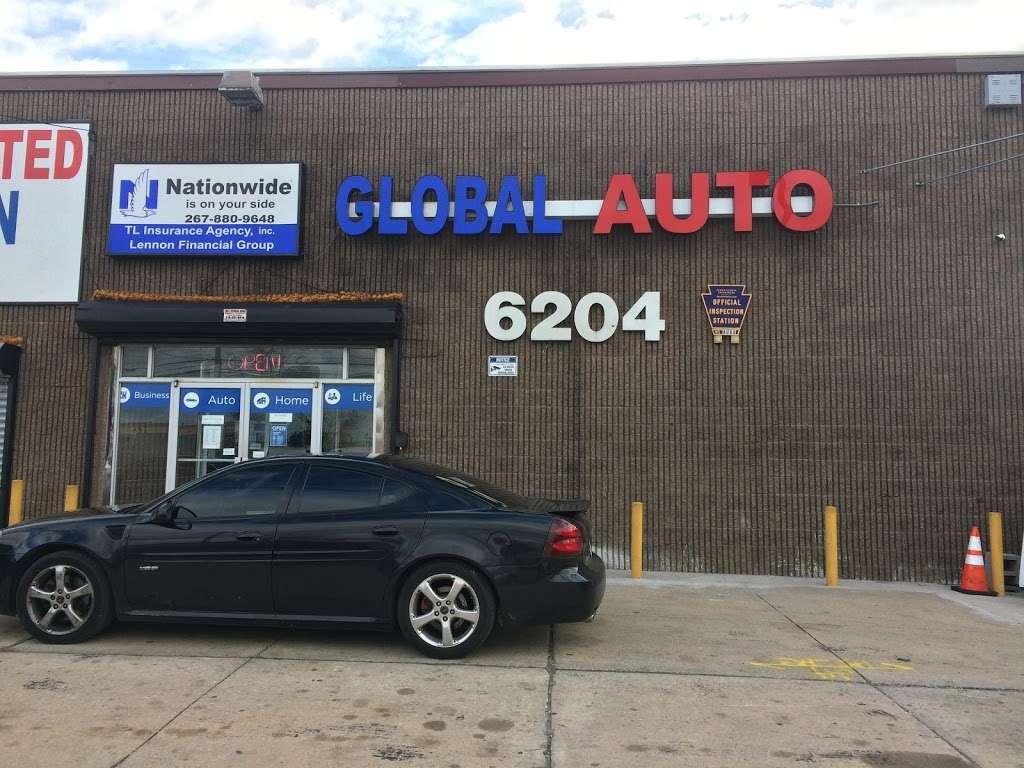 Global Auto Tags & Services - car repair  | Photo 1 of 2 | Address: 6204 W Passyunk Ave, Philadelphia, PA 19153, USA | Phone: (215) 724-3183