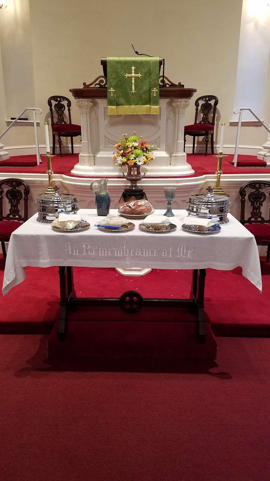 South Presbyterian Church - church  | Photo 9 of 10 | Address: 150 W Church St, Bergenfield, NJ 07621, USA | Phone: (201) 384-8932