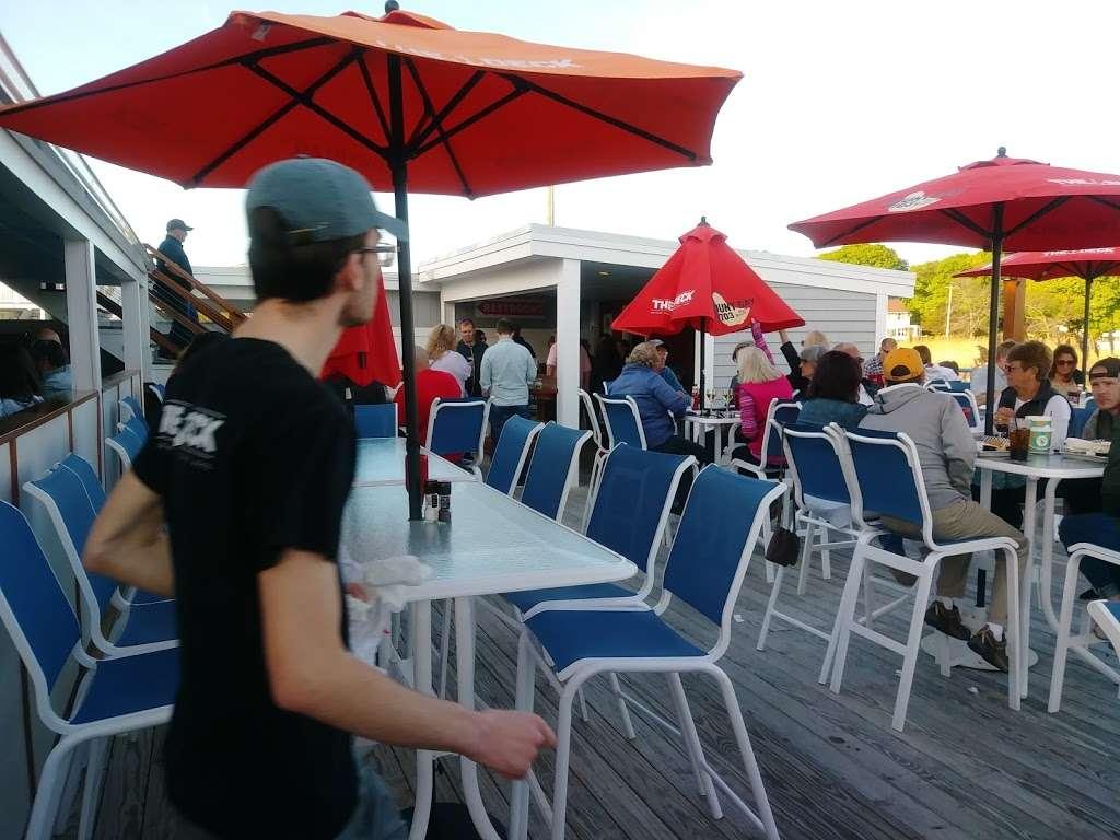 The Deck - restaurant  | Photo 7 of 10 | Address: 179 Bridge Rd, Salisbury, MA 01952, USA | Phone: (978) 499-4422