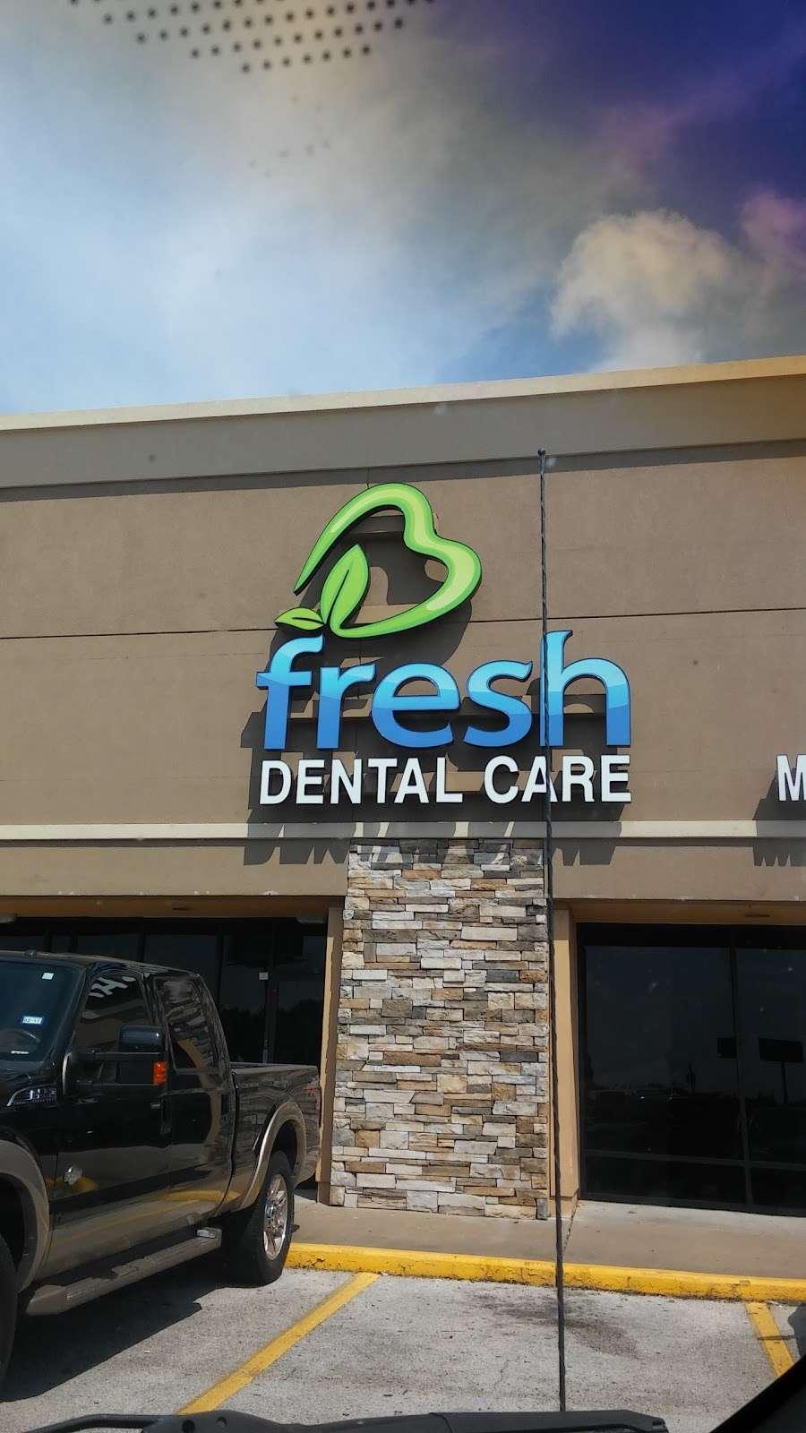 FRESH DENTAL CARE - 45 North - dentist  | Photo 3 of 9 | Address: 5900 North Fwy Suite #105, Houston, TX 77076, USA | Phone: (281) 771-1111