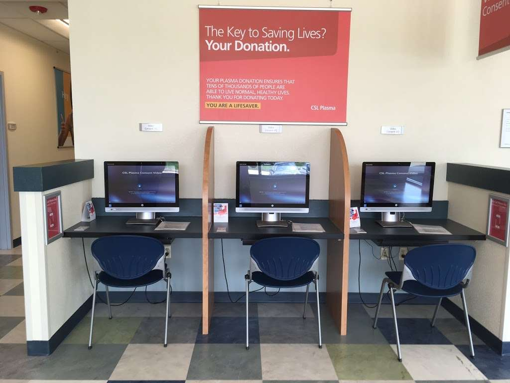 CSL Plasma Donation Center - Health | 1500 Douglas Rd