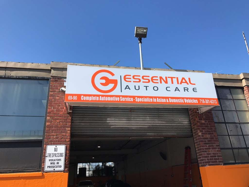 Essential Auto Care - car repair    Photo 4 of 10   Address: 69-90 73rd Pl, Middle Village, NY 11379, USA   Phone: (718) 301-6313