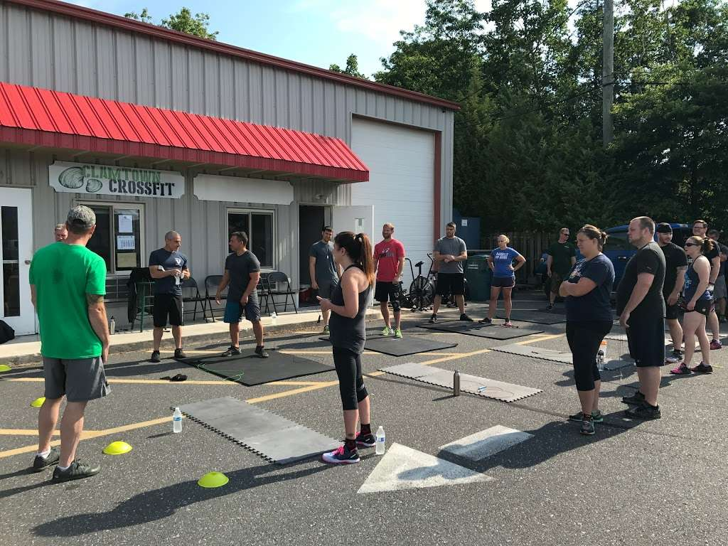Clamtown CrossFit - gym  | Photo 10 of 10 | Address: 140 7th Ave # 2, Little Egg Harbor Township, NJ 08087, USA | Phone: (609) 812-2145