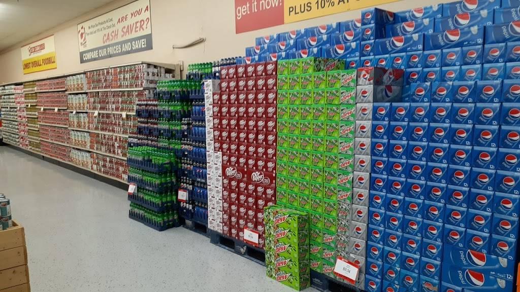 Cox Cash Saver Tulsa - supermarket  | Photo 6 of 10 | Address: 6207 S Peoria Ave, Tulsa, OK 74136, USA | Phone: (918) 749-4732