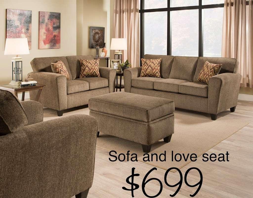 Furniture Mecca - furniture store  | Photo 9 of 10 | Address: 1430 W Hunting Park Ave, Philadelphia, PA 19140, USA | Phone: (267) 297-8558