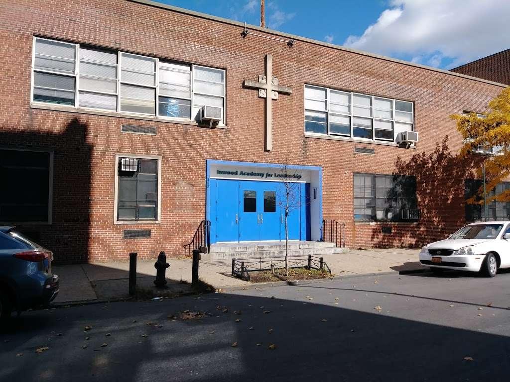 Inwood Academy for Leadership Charter School - school  | Photo 8 of 10 | Address: 433 W 204th St, New York, NY 10034, USA | Phone: (646) 665-5570