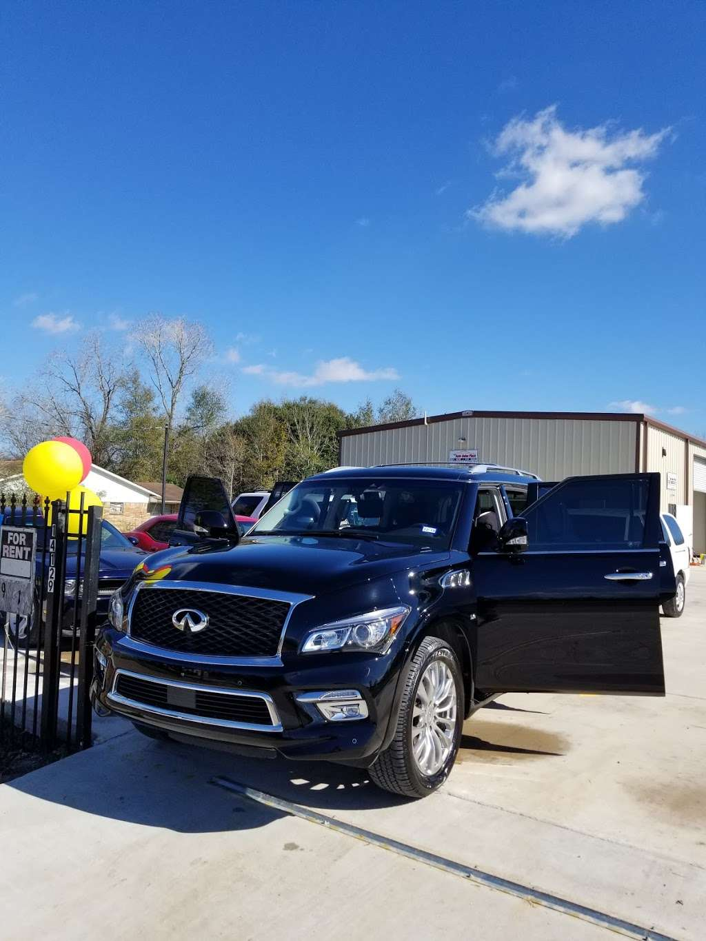 The Auto Sales Place and Hand Car Wash - car dealer  | Photo 6 of 10 | Address: 14129 Hiram Clarke Rd, Houston, TX 77045, USA | Phone: (832) 275-9116