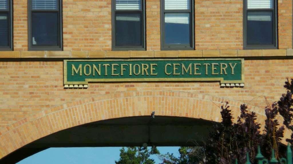 Montefiore Cemetery - cemetery  | Photo 8 of 10 | Address: 121-83 Springfield Blvd, Jamaica, NY 11413, USA | Phone: (718) 528-1700
