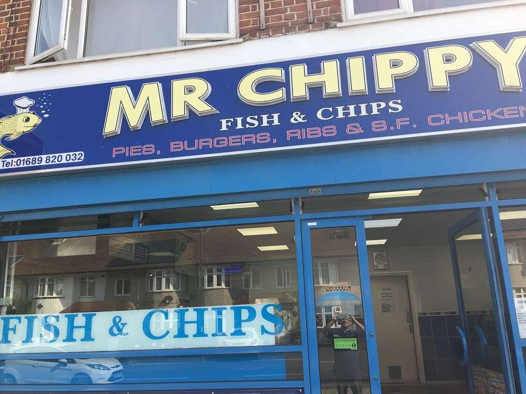 Mr chippy - meal takeaway    Photo 3 of 10   Address: 8 Crays Parade Main Road, Orpington, Orpington kent BR5 3HG, UK   Phone: 01689 820032