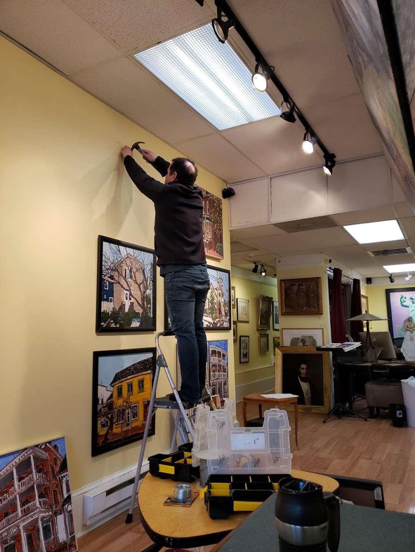 Brady Hart Gallery - art gallery  | Photo 7 of 10 | Address: 200 B High St, Chestertown, MD 21620, USA | Phone: (443) 480-5395