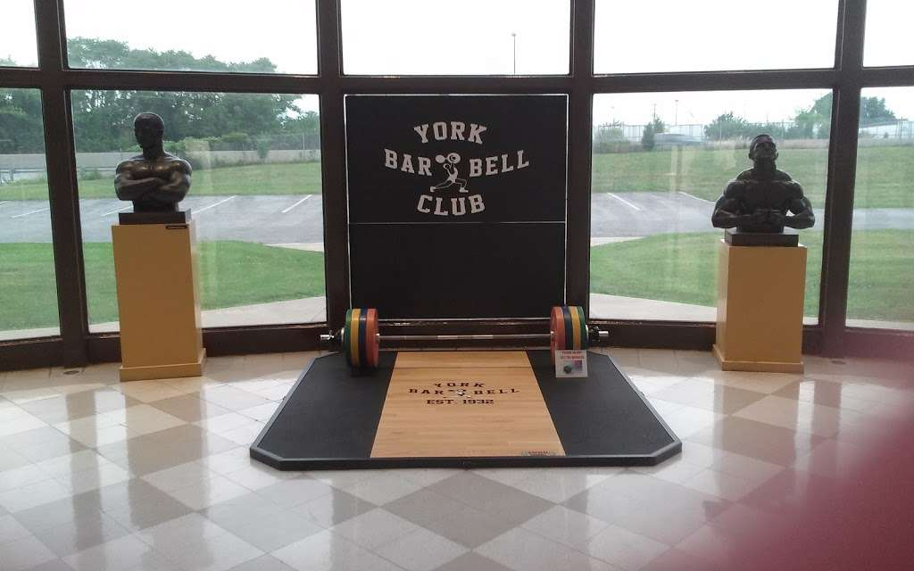 Weight Lifting Hall Of Fame - museum  | Photo 8 of 10 | Address: 3300 Board Rd, York, PA 17406, USA | Phone: (717) 767-6481