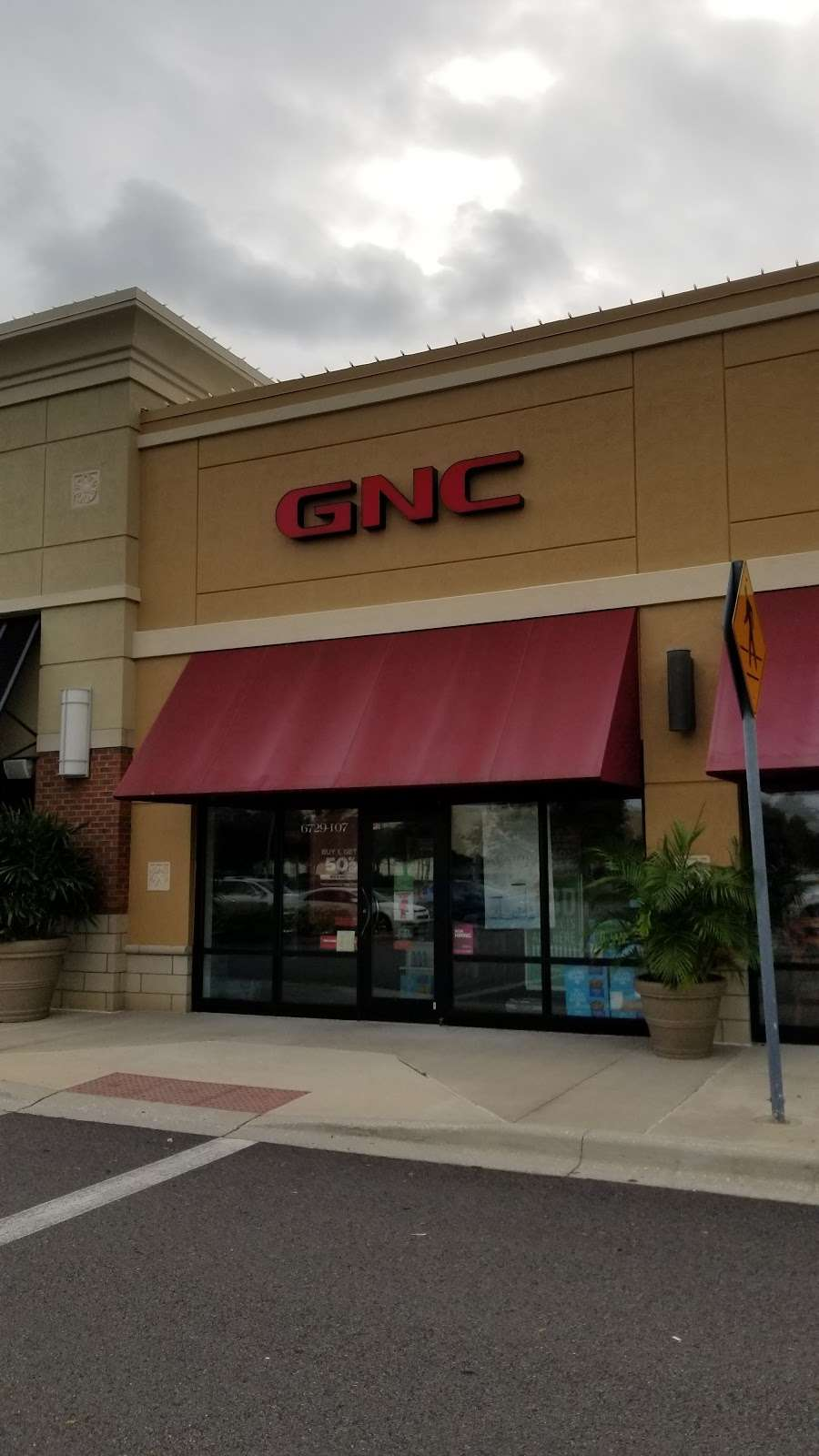 GNC - health  | Photo 1 of 3 | Address: 6729 Colonnade Ave #107, Melbourne, FL 32940, USA | Phone: (321) 636-5313