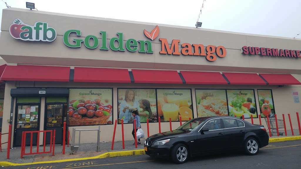 Golden Mango Supermarkets - supermarket  | Photo 4 of 10 | Address: 1871 Rockaway Pkwy, Brooklyn, NY 11236, USA | Phone: (718) 531-0205