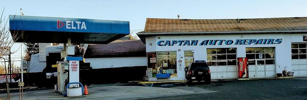 Captan Auto Repairs LLC - car repair  | Photo 1 of 1 | Address: 490 Main St, Lodi, NJ 07644, USA | Phone: (973) 473-1979