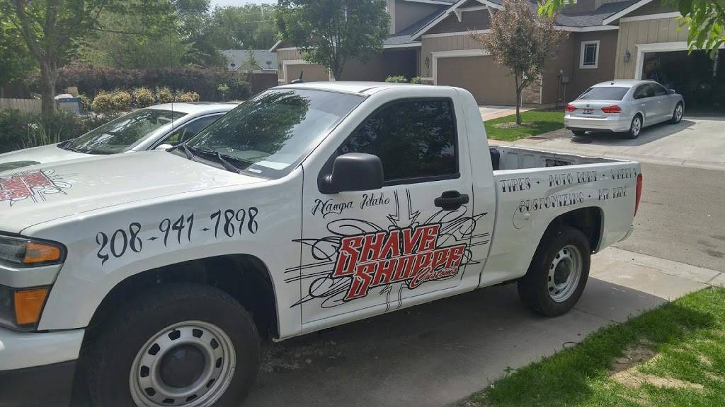 Shave Shoppe Customs - car repair  | Photo 1 of 2 | Address: 5625 Emerald St, Boise, ID 83706, USA | Phone: (208) 941-7898