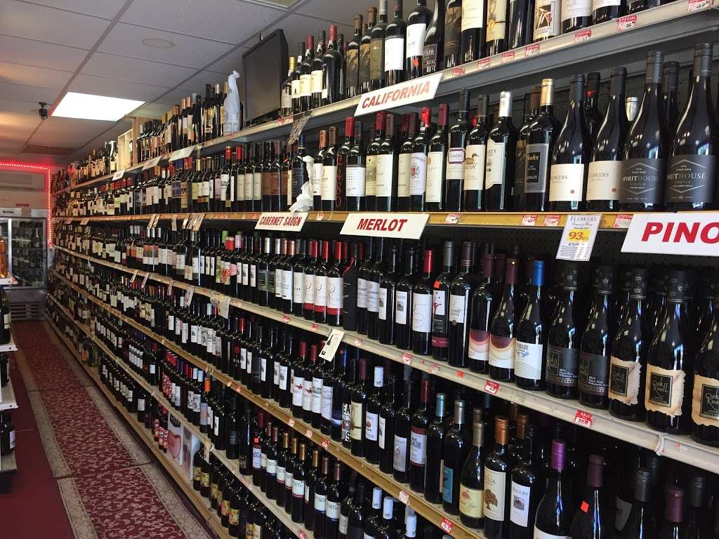 Athens Wines & Spirits - store  | Photo 3 of 6 | Address: 4616 Ditmars Blvd, Astoria, NY 11105, USA | Phone: (718) 777-0181