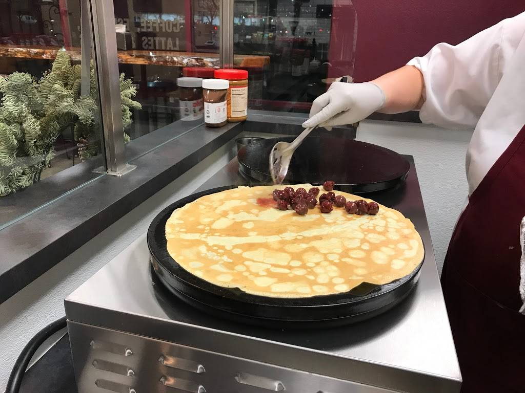 Kaffe Crepe - cafe  | Photo 6 of 10 | Address: 1300 E Plumb Ln Suite C4, Reno, NV 89502, USA | Phone: (775) 683-9338