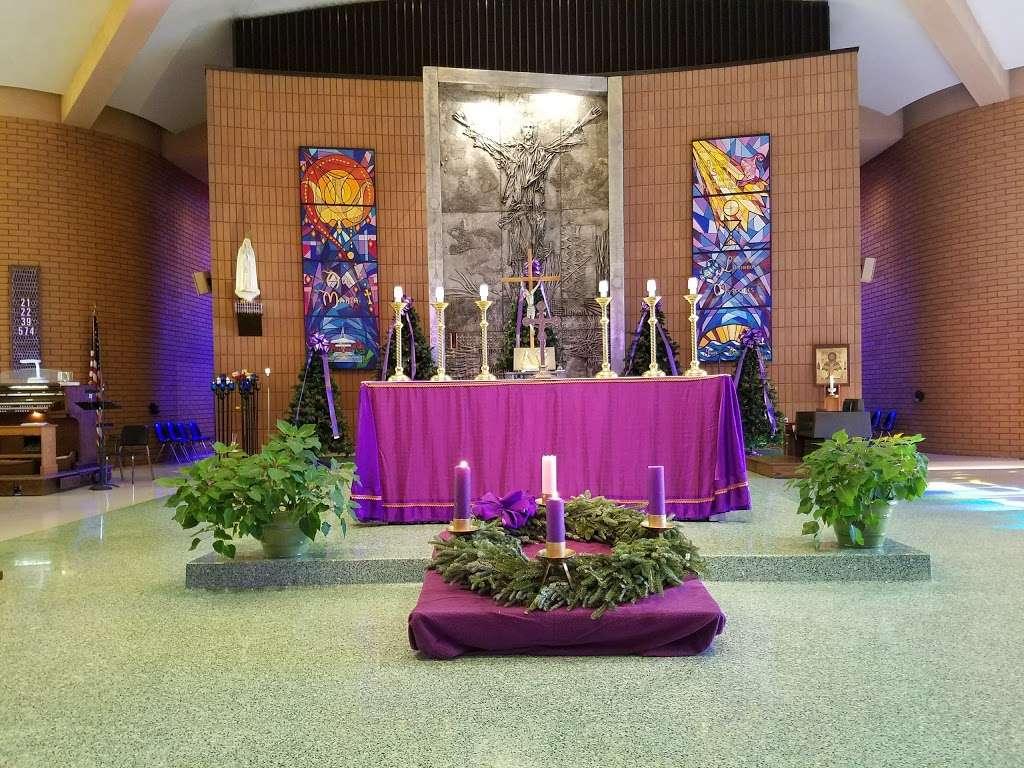 Holy Rosary Church - church    Photo 1 of 10   Address: 1510 Adee Ave, Bronx, NY 10469, USA   Phone: (718) 379-4432