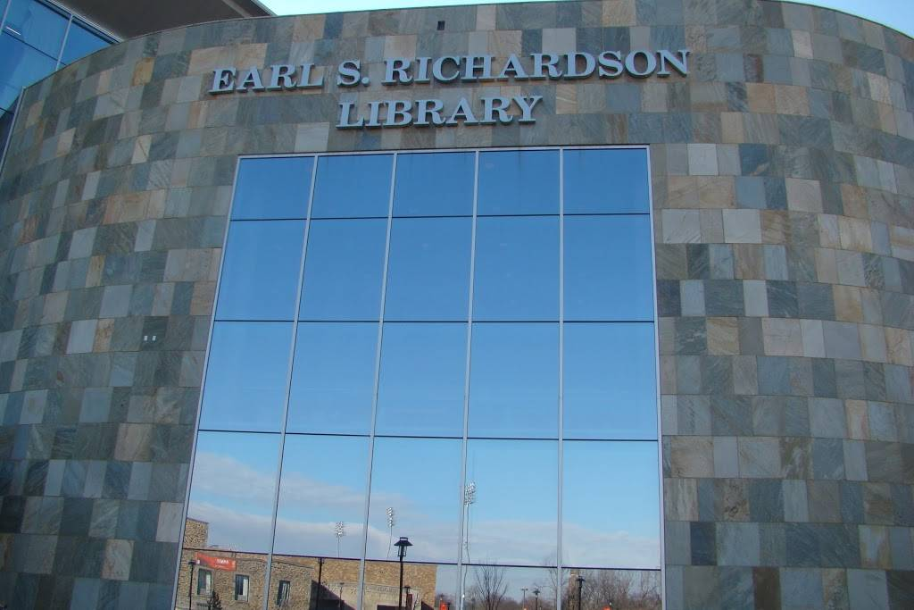 Earl S. Richardson Library - library  | Photo 1 of 5 | Address: 1700 E Cold Spring Ln, Baltimore, MD 21251, USA | Phone: (443) 885-3477