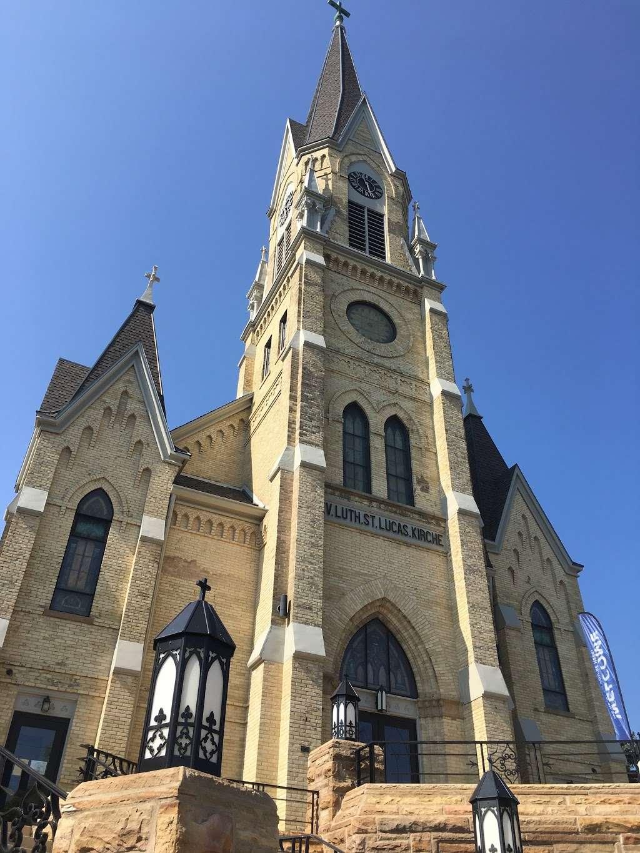 St. Lucas Lutheran Church - church  | Photo 1 of 10 | Address: 2605 S Kinnickinnic Ave, Milwaukee, WI 53207, USA | Phone: (414) 483-9122