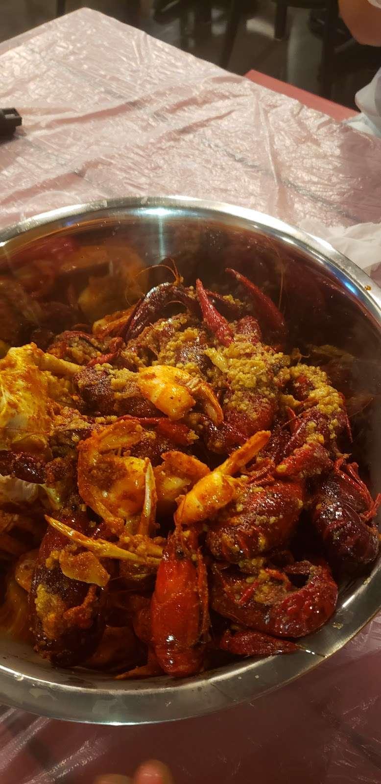 Crawfish House - restaurant    Photo 10 of 10   Address: 9990 Almeda Genoa Rd Suite 100, Houston, TX 77075, USA   Phone: (281) 715-0033