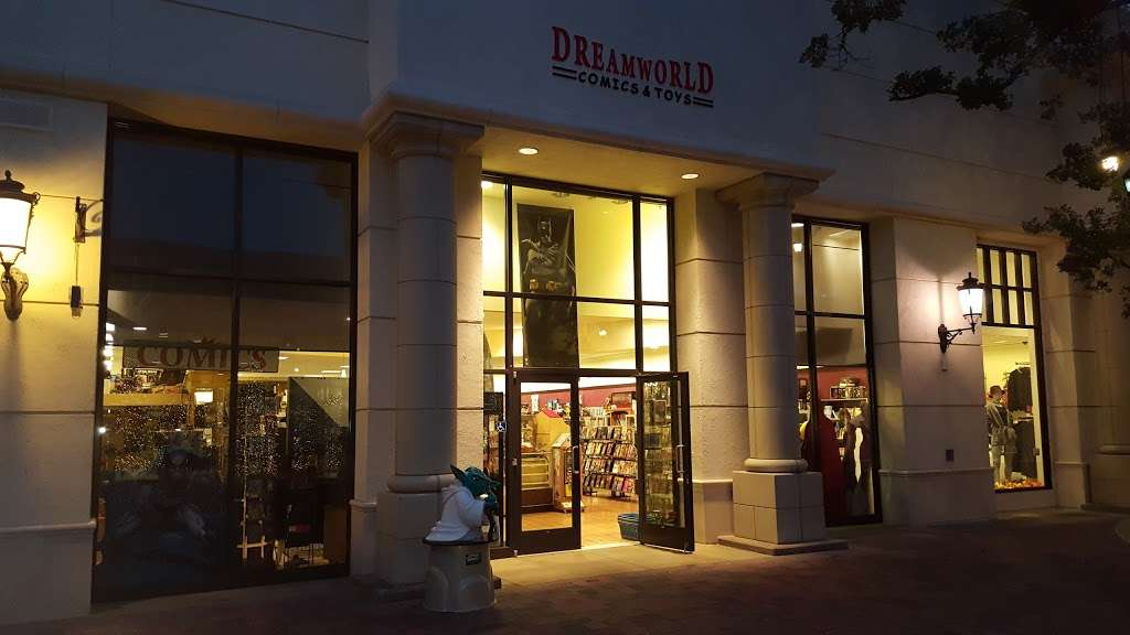 Dream World Collectibles - art gallery    Photo 4 of 10   Address: 1555 Simi Town Center Way #165, Simi Valley, CA 93065, USA   Phone: (805) 581-0409