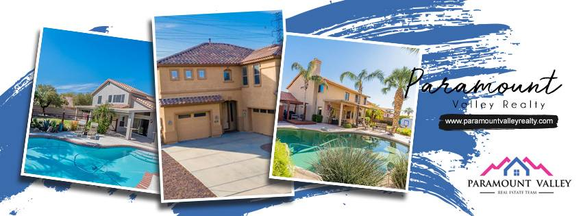 Paramount Valley Realty Surprise AZ - real estate agency  | Photo 5 of 6 | Address: Reems &, W Greenway Rd, Surprise, AZ 85379, USA | Phone: (480) 865-8500