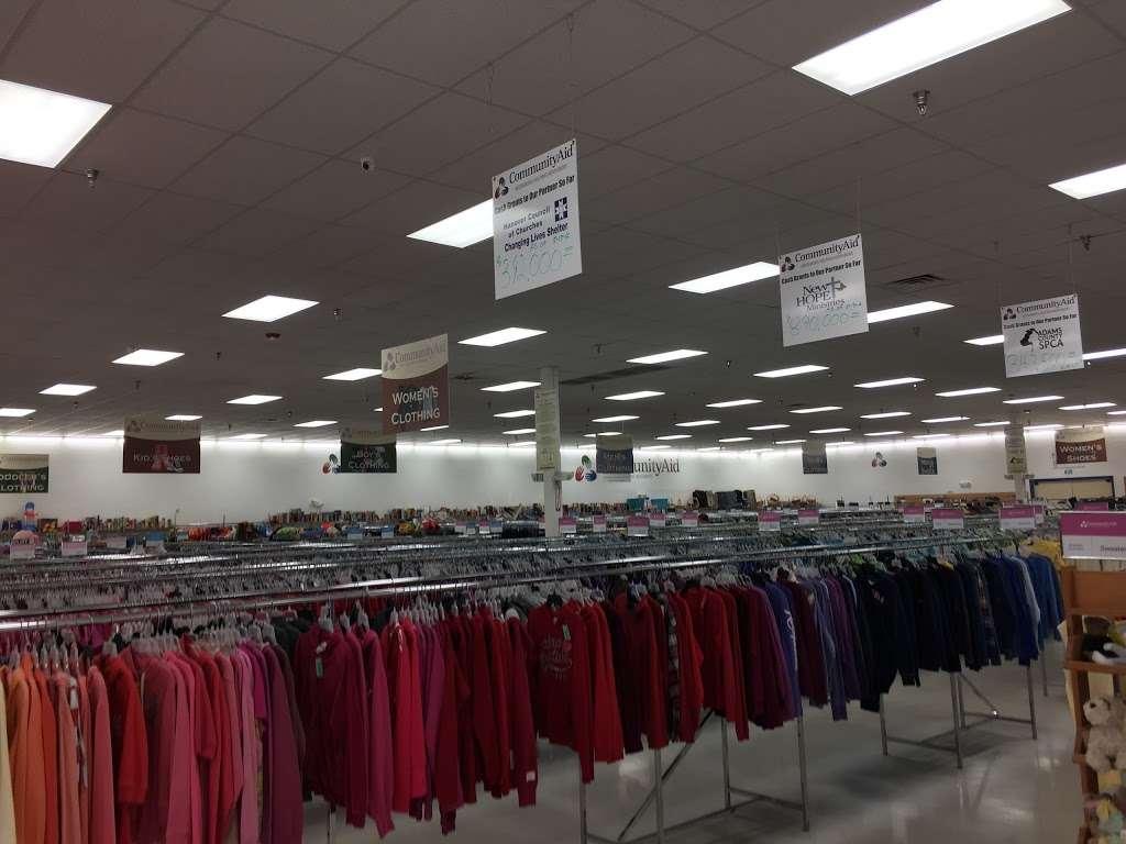 CommunityAid Thrift Store & Donation Center, 793 Baltimore ...