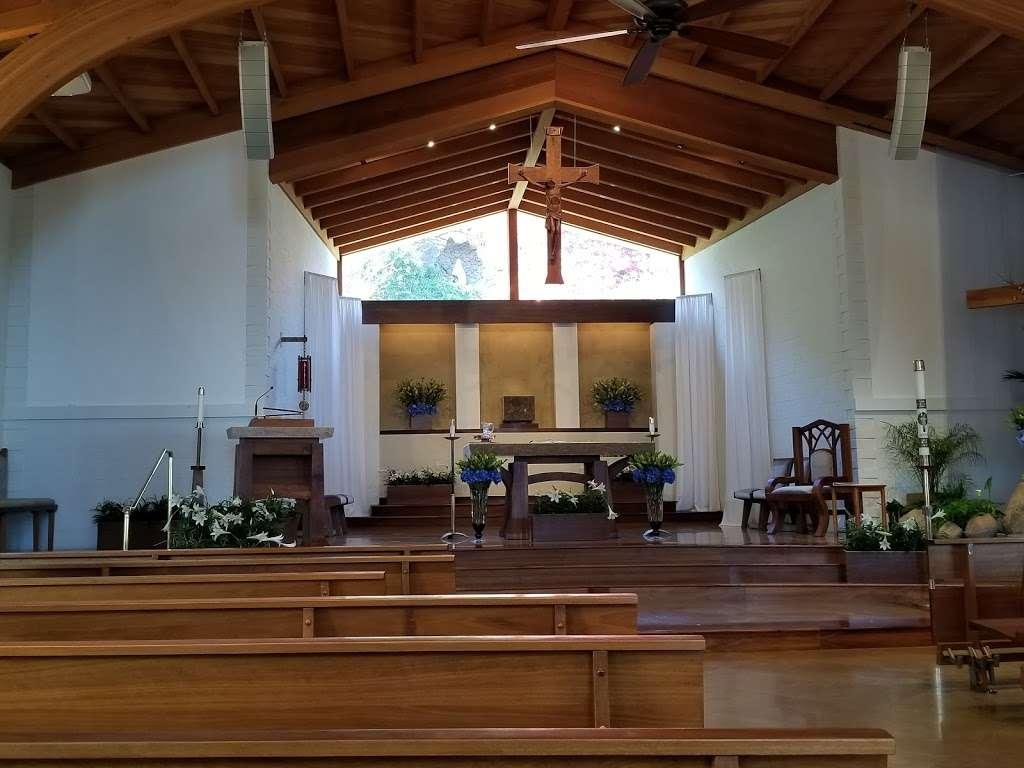 Our Lady of Malibu Catholic Church - church    Photo 6 of 10   Address: 3625 Winter Canyon Rd, Malibu, CA 90265, USA   Phone: (310) 456-2361