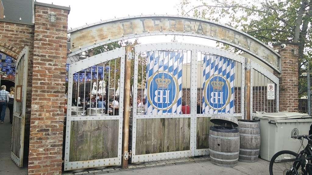 Pilsener Haus & Biergarten - restaurant  | Photo 4 of 10 | Address: 1422 Grand St, Hoboken, NJ 07030 Enter, on 15th between Grand & Adams, Hoboken, NJ 07030, USA | Phone: (201) 683-5465