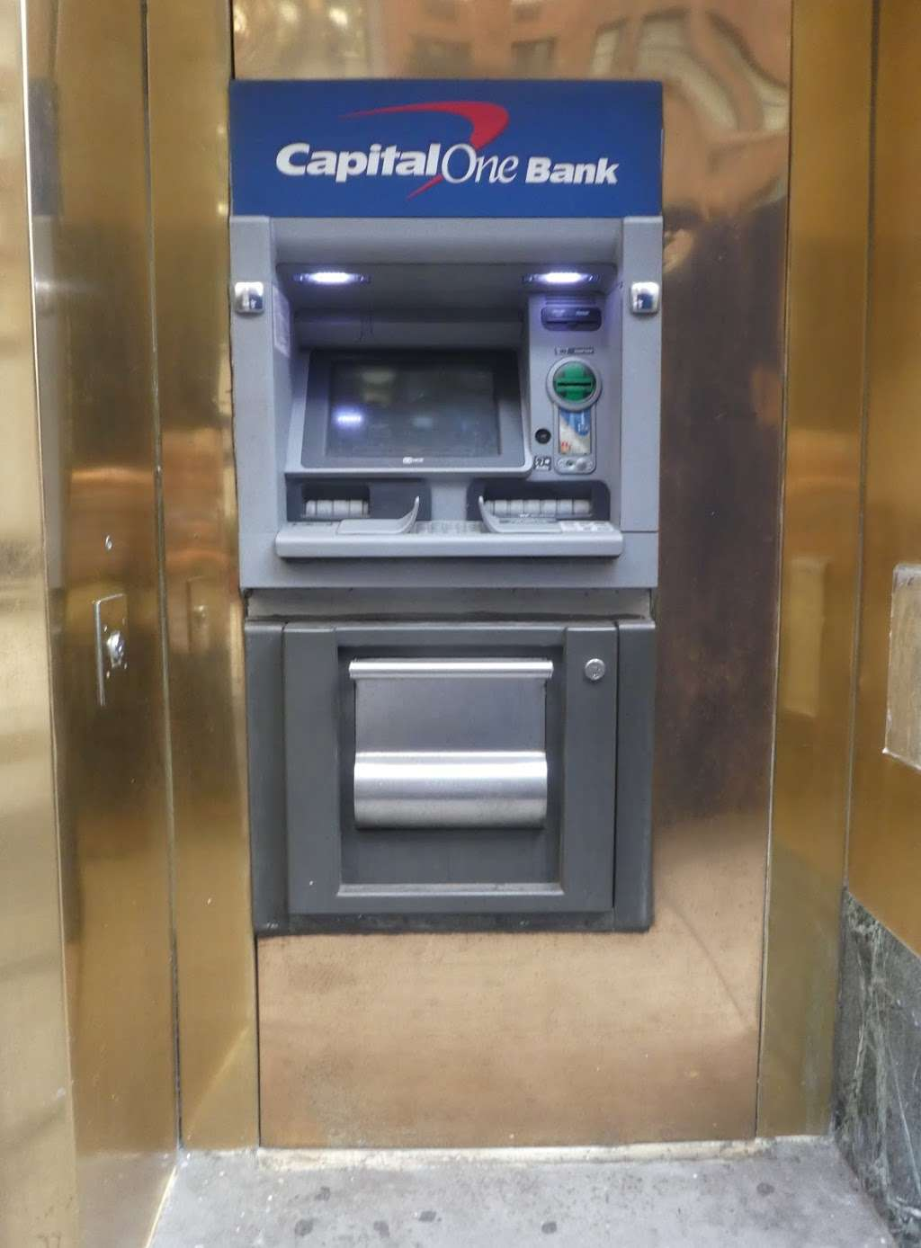 Capital One ATM - atm  | Photo 1 of 1 | Address: 1180 3rd Ave # 69th, New York, NY 10065, USA | Phone: (800) 262-5689