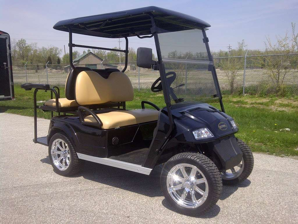 Best Value Indianapolis (Golf Carts Cars and Utility Vehicles Fo - car repair  | Photo 3 of 7 | Address: 670 W Pendleton Ave, Lapel, IN 46051, USA | Phone: (317) 590-9047