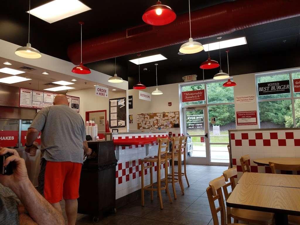 Five Guys - meal takeaway  | Photo 5 of 10 | Address: 361 Charles Way, Stroudsburg, PA 18360, USA | Phone: (570) 421-9804