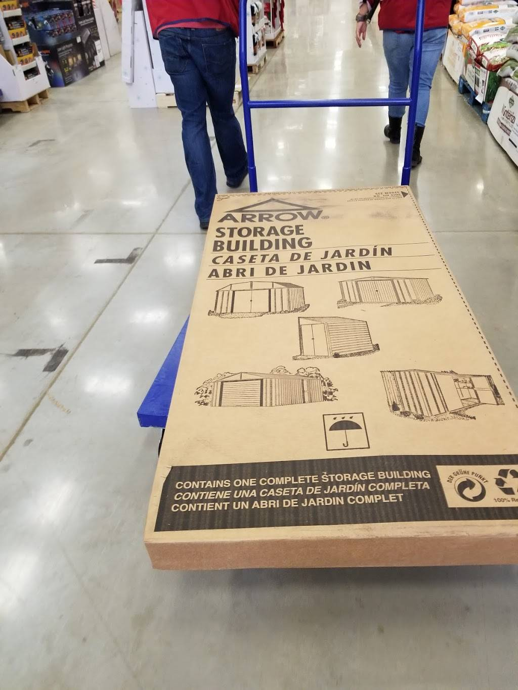 Lowes Home Improvement - hardware store    Photo 7 of 8   Address: 21000 West Rd, Woodhaven, MI 48183, USA   Phone: (734) 365-0034