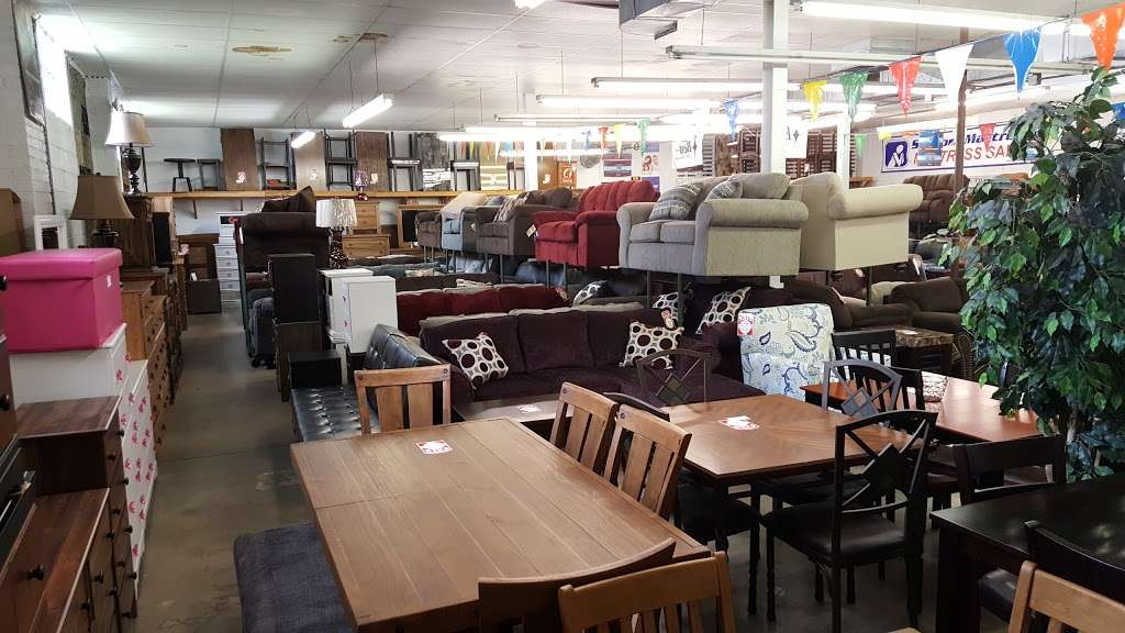 South City Furniture 630 N Noland Rd, South City Furniture