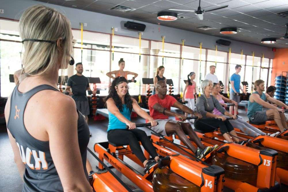 Orangetheory Fitness - gym  | Photo 6 of 10 | Address: 240 N Denton Tap Rd #440, Coppell, TX 75019, USA | Phone: (214) 300-9983