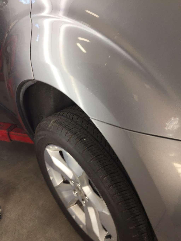 Dent Clinic - car repair  | Photo 7 of 7 | Address: 243 Walnut Ave, Palmer Lake, CO 80133, USA | Phone: (719) 641-7902