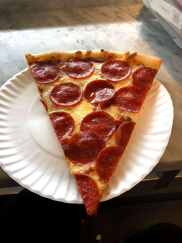 Pizza Plus - restaurant  | Photo 7 of 10 | Address: 4 South St, New York, NY 10004, USA | Phone: (212) 943-1800