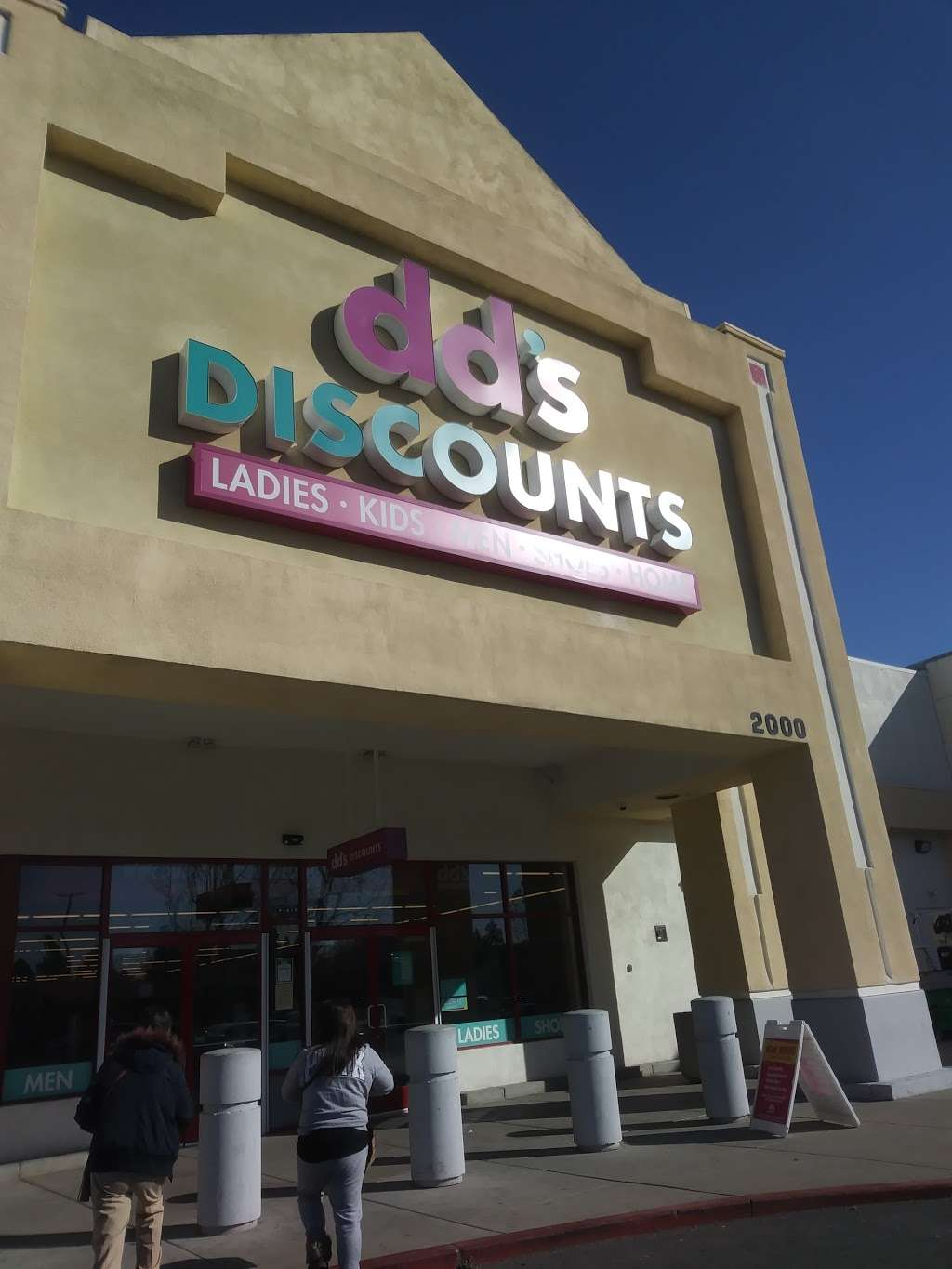 dds DISCOUNTS - clothing store  | Photo 5 of 10 | Address: 2000 N Park Blvd, Pittsburg, CA 94565, USA | Phone: (925) 432-3950