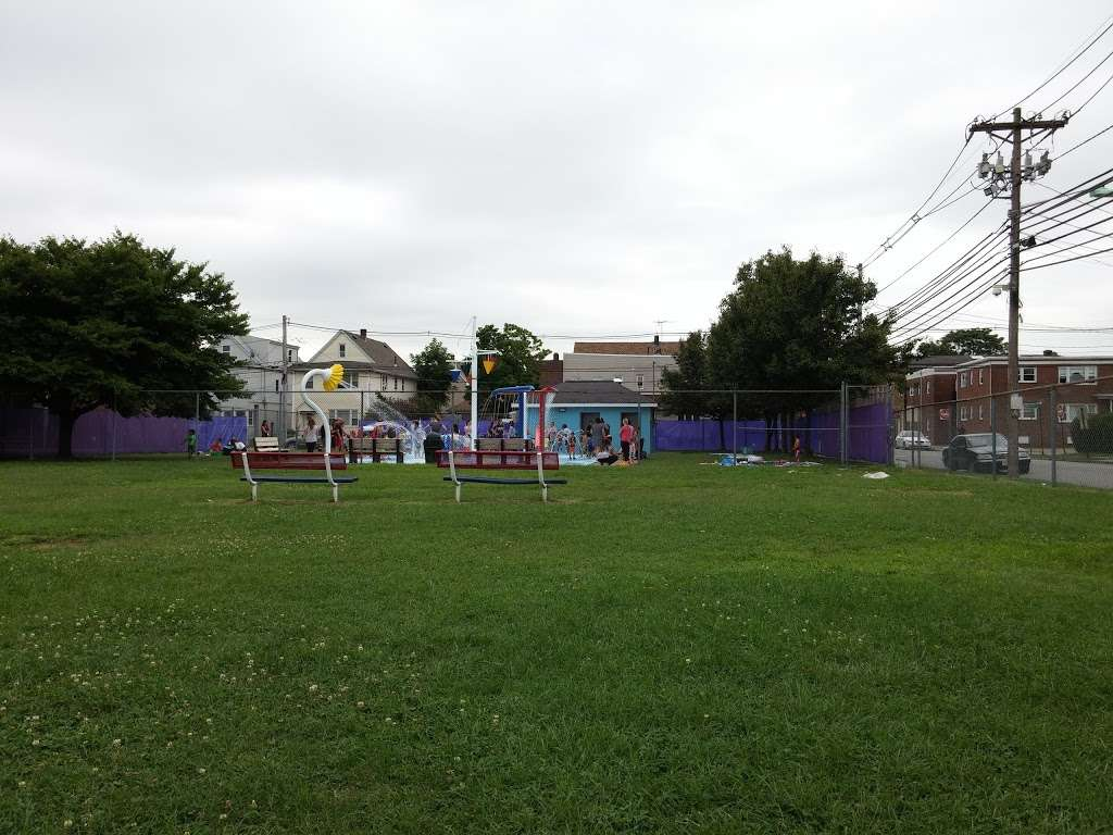 Jewell Street Park - park    Photo 3 of 10   Address: Garfield, NJ 07026, USA