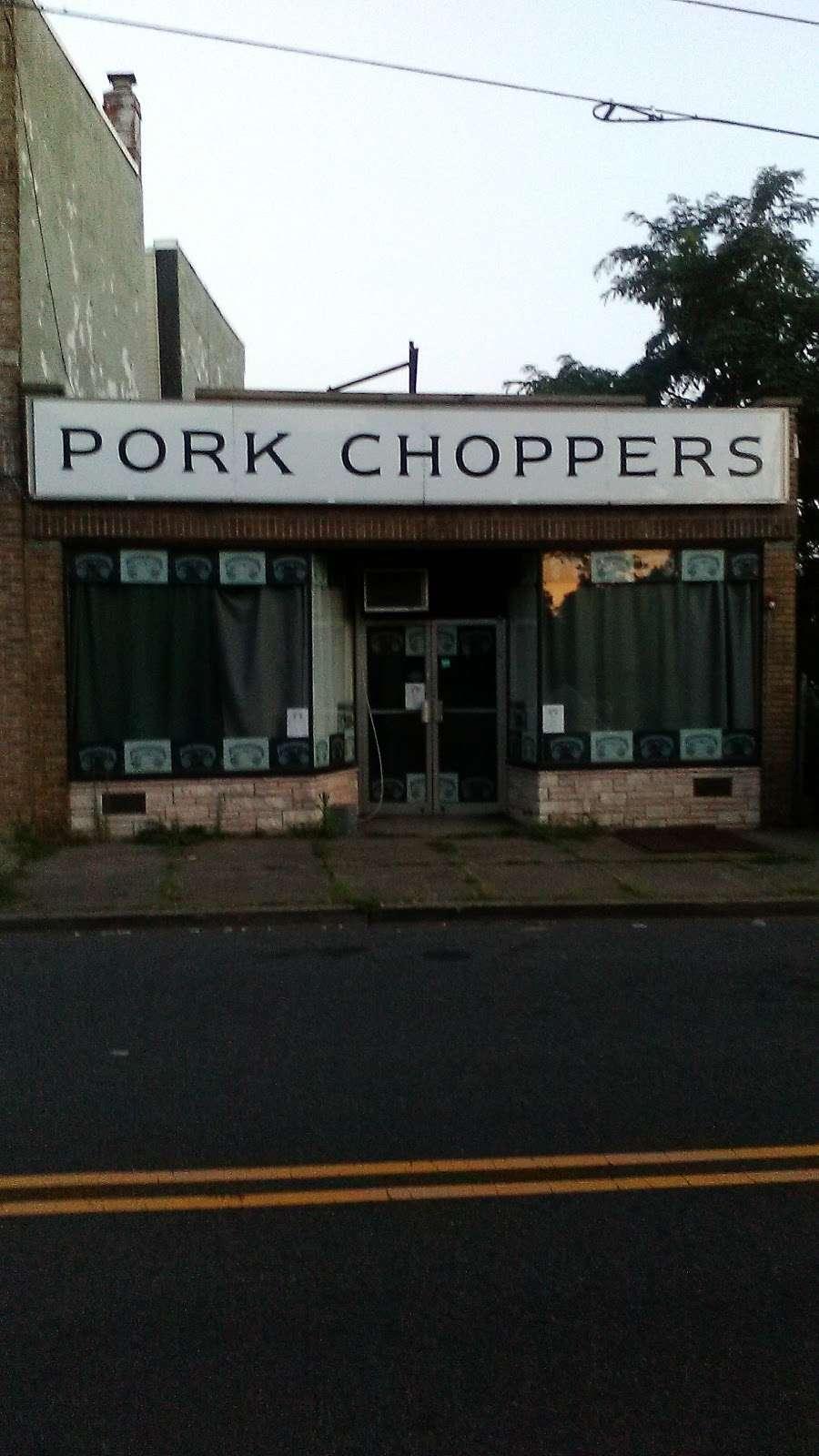 Pork Choppers - store    Photo 1 of 5   Address: 8 Queen Anne Rd, Bogota, NJ 07603, USA   Phone: (201) 473-7373