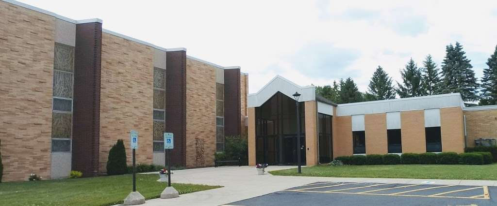Holy Trinity Lutheran Church - church  | Photo 5 of 10 | Address: 11709 W Cleveland Ave, West Allis, WI 53227, USA | Phone: (414) 321-0700