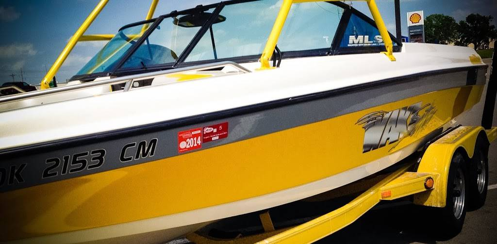 TGIF Boat & RV Storage - storage  | Photo 3 of 9 | Address: 11840 N I- 35 Service Rd, Oklahoma City, OK 73131, USA | Phone: (405) 796-7700