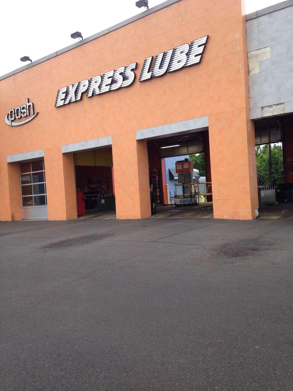 Posh Car Wash & Express Lube - car wash  | Photo 4 of 10 | Address: 400 S White Horse Pike, Stratford, NJ 08084, USA | Phone: (856) 784-2323