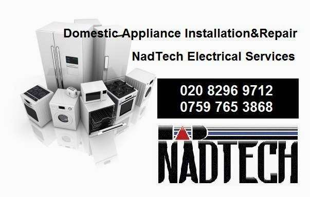 NadTech Appliance Services - electronics store  | Photo 2 of 2 | Address: 9 Benhill Wood Rd, London, Sutton SM1 3SS, UK | Phone: 020 8296 9712