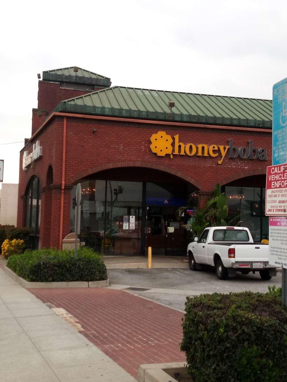 Honeyboba - cafe  | Photo 3 of 10 | Address: 1 W Duarte Rd, Arcadia, CA 91007, USA | Phone: (626) 446-9788