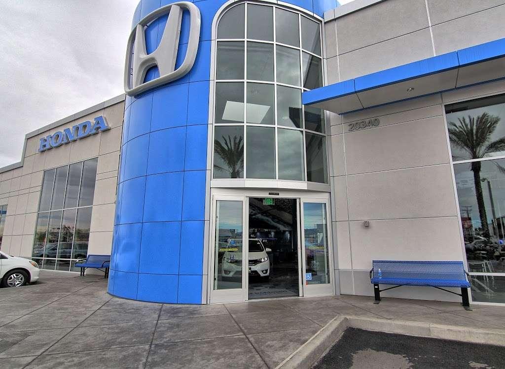 Scott Robinson Honda - car repair  | Photo 6 of 10 | Address: 20340 Hawthorne Blvd, Torrance, CA 90503, USA | Phone: (424) 999-1799
